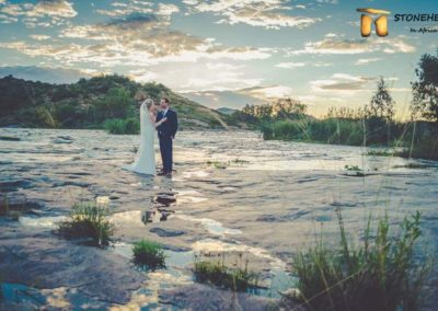 Pienaar Wedding Stonehenge in Africa 1