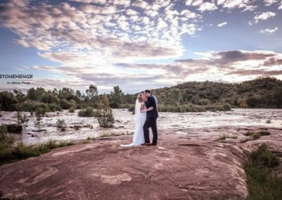Pienaar Wedding Stonehenge in Africa 23
