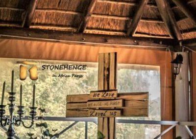 Pienaar Wedding Stonehenge in Africa 34