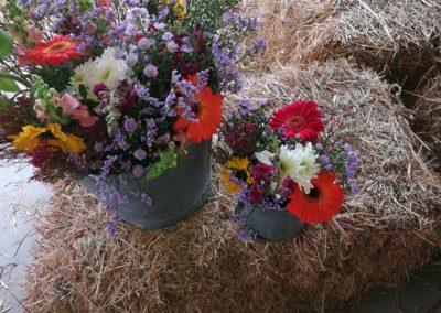 Stonehenge Wedding Flower Decor